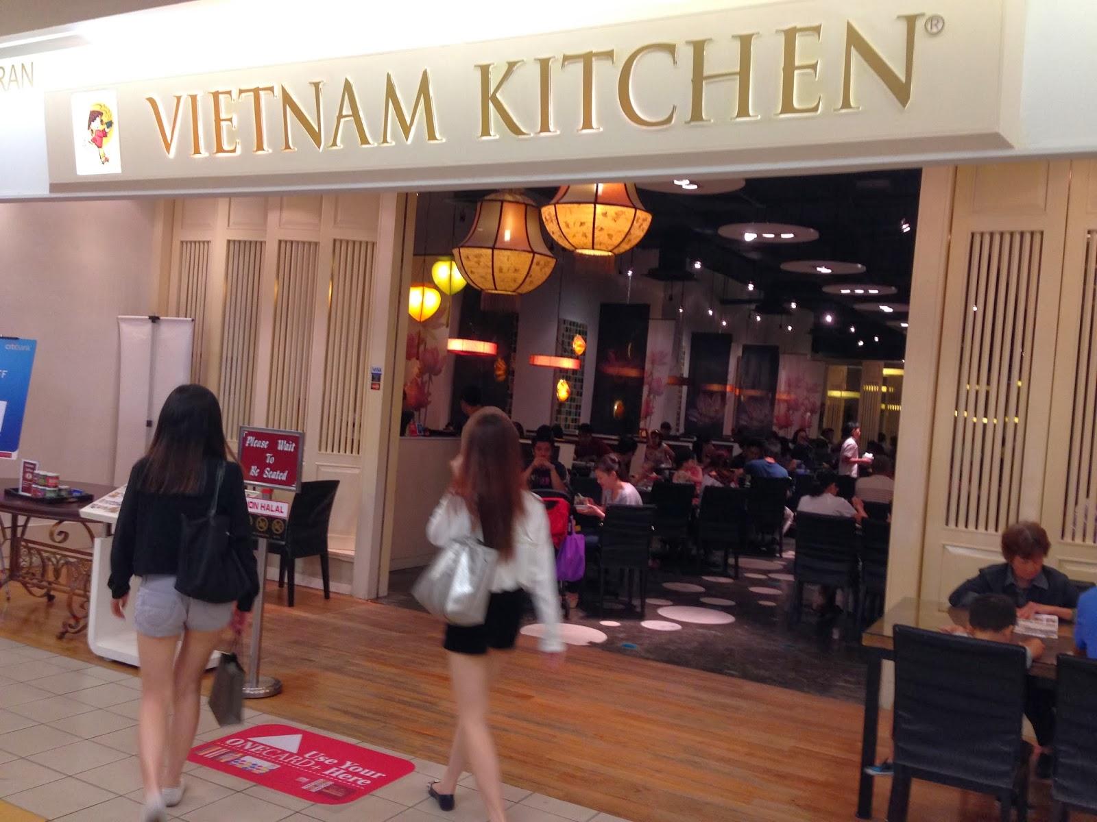 gila makan: Vietnam Kitchen