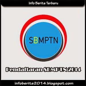Pendaftaran SBMPTN 2014