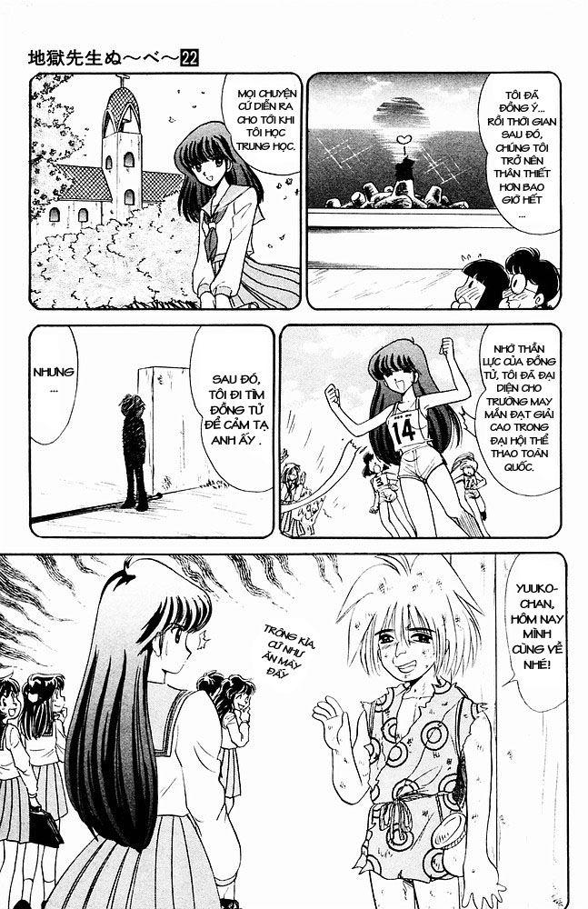 Jigoku Sensei Nube trang 11