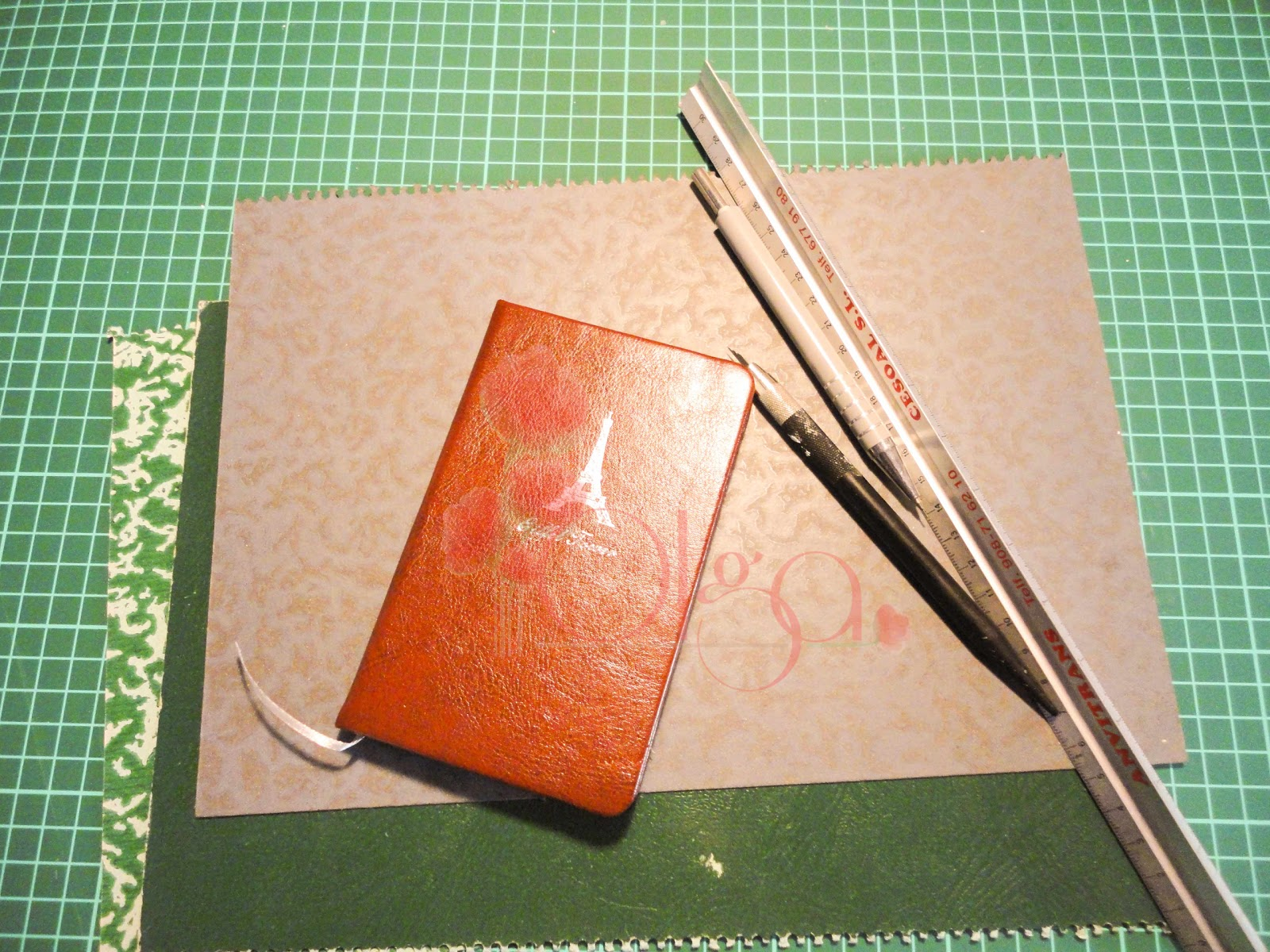 como-encuadernar-una-agenda-con-carton--how-to-bind-a-journal-with-cardboard