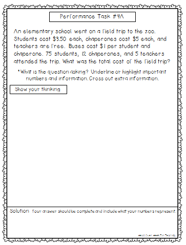Worksheets Multi Step Word Problems 5th Grade head over heels for teaching two tuesday multi step this product was created to specifically meet mp 1 make sense of problems and persevere in solving them 6 attend precision o