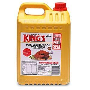 5L KINGS OIL X4