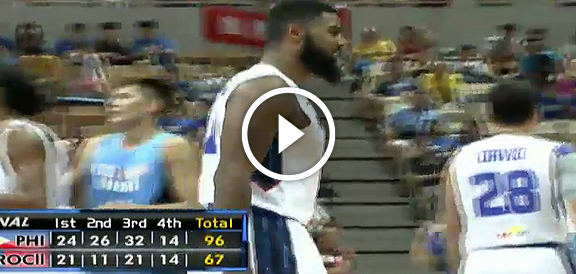 Jones Cup 2015: Gilas Pilipinas def. Chinese Taipei-B, 96-67, Wins Silver (COMPLETE REPLAY VIDEO)
