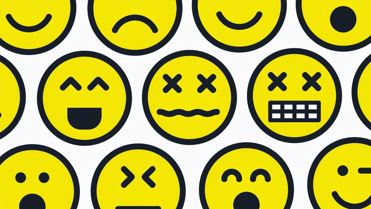 Wah kagum Aplikasi emoji boleh buat macam tu