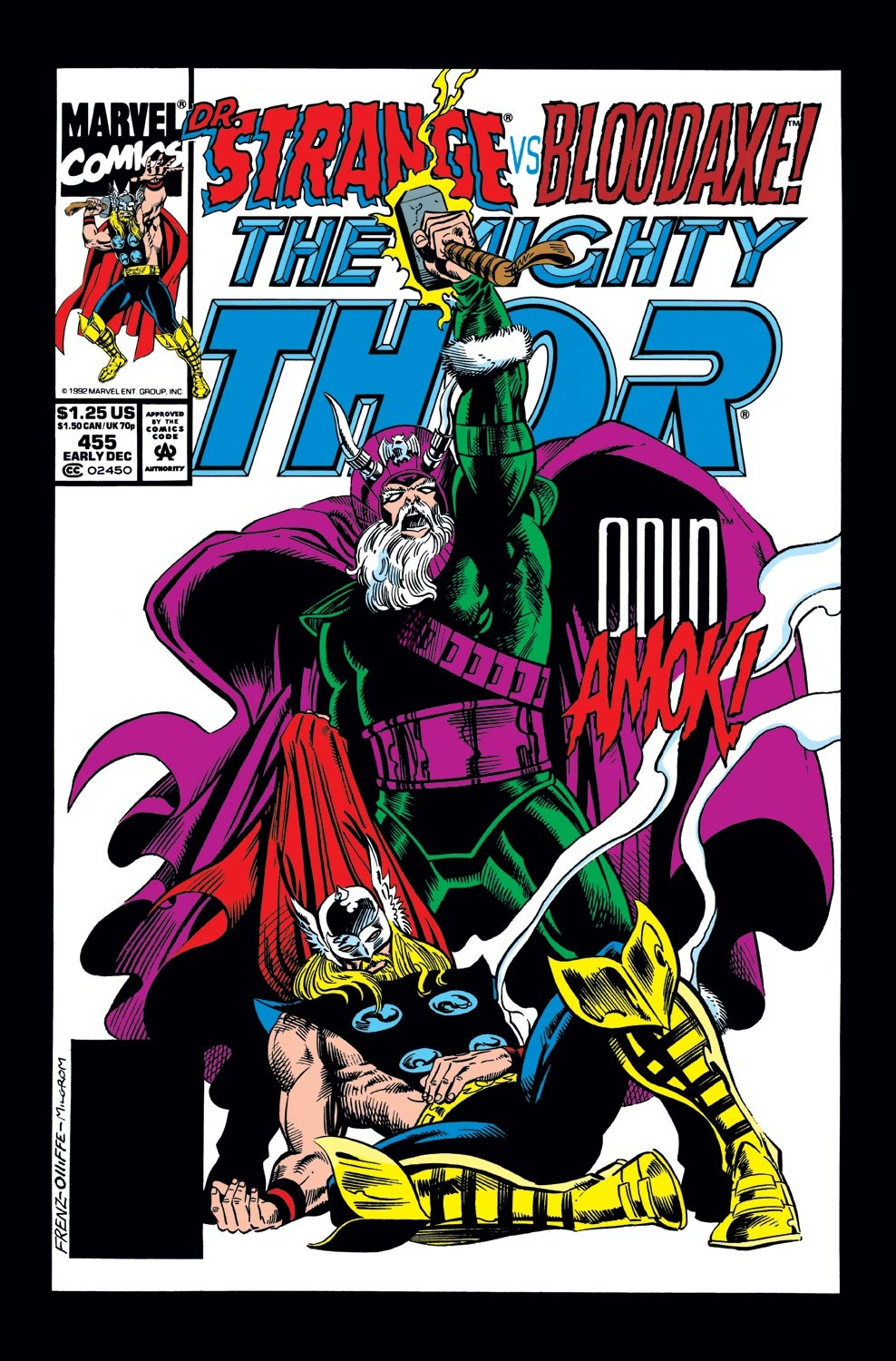 Thor (1966) 455 Page 1