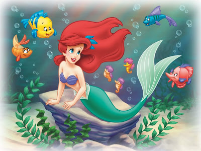 Ariel la sirenetta
