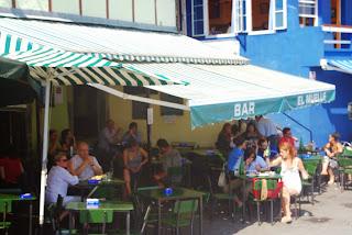 Luanco, Bar El Muelle