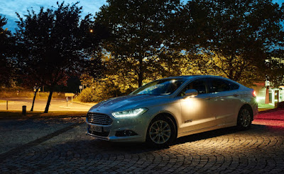 Ford Headlight Technology Will Make Driving At Night Safer