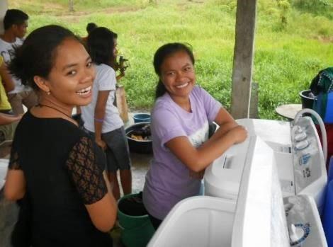 New washing machines at LCC!