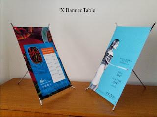 X-Banner Sebagai Media Promosi