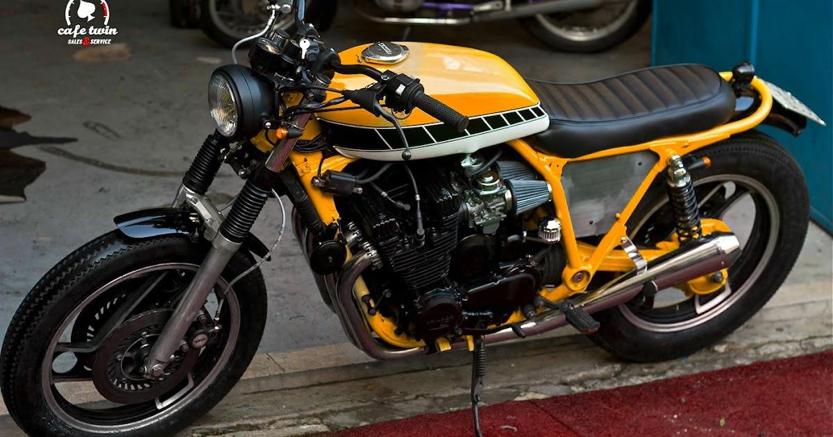 Inazuma Cafe Racer Kit