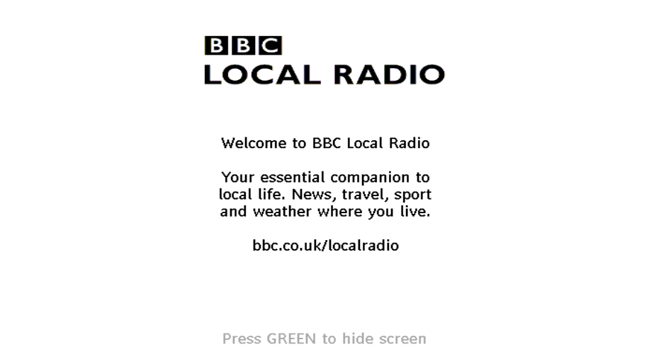 BBC Local Radio - BBC WM - Sutton Coldfield - Freeview 722