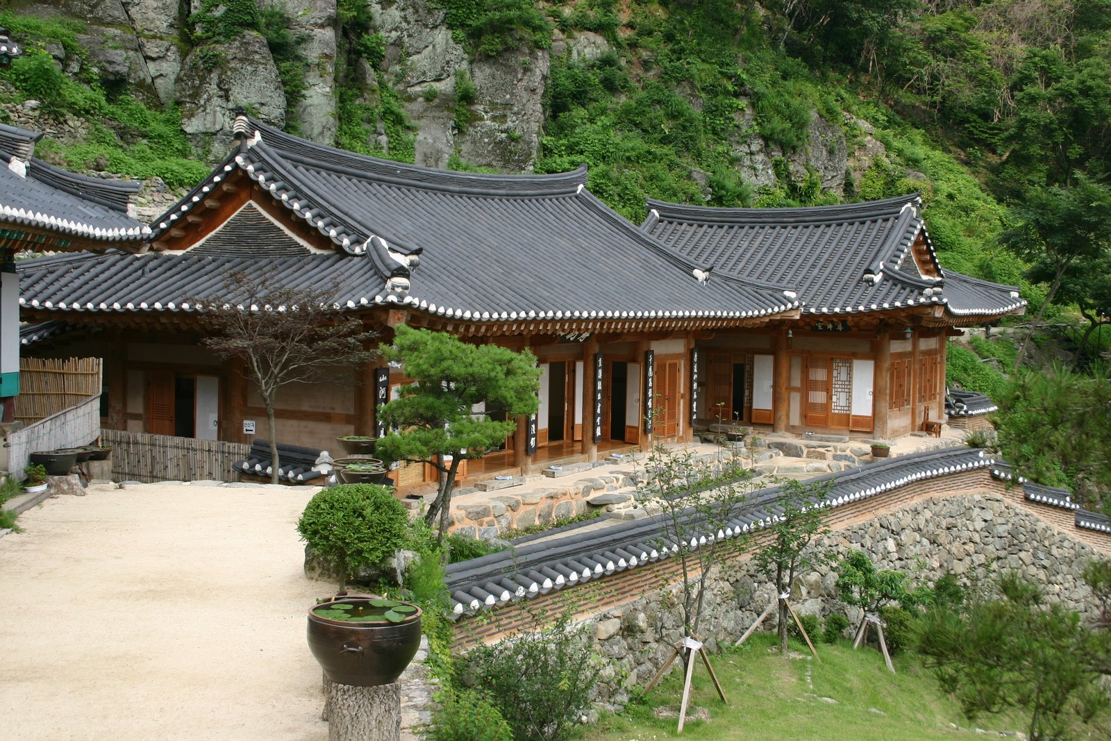 los hanok casa tradicional coreana retales de korea