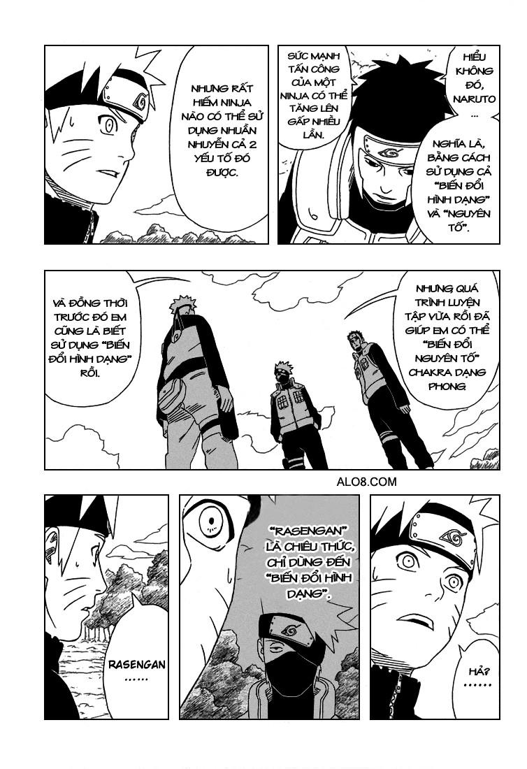 Naruto chap 321 Trang 5 - Mangak.info