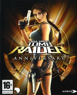 Tomb Raider: Anniversary PC Box