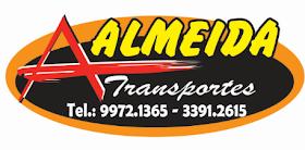ALMEIDA TRANSPORTES !