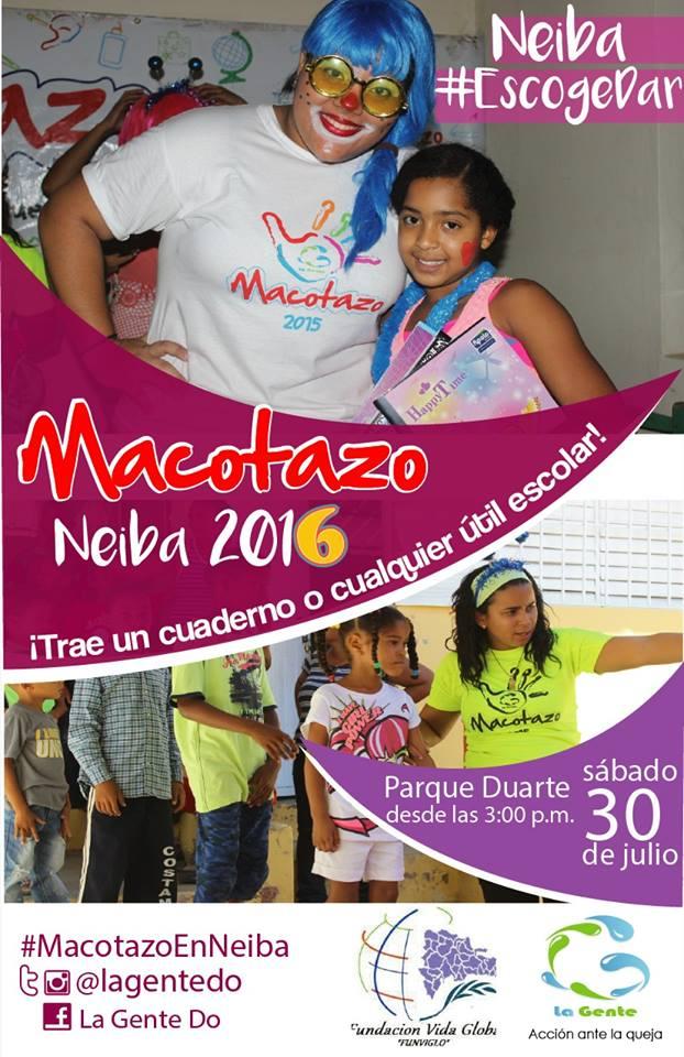 Macotazo Neiba 2016