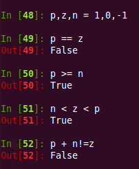 python how to see if there is n