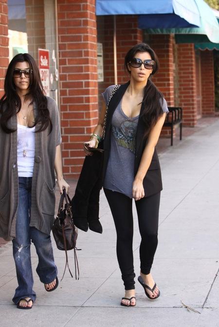 Le Diamond Kim Kardashian New Style 2013