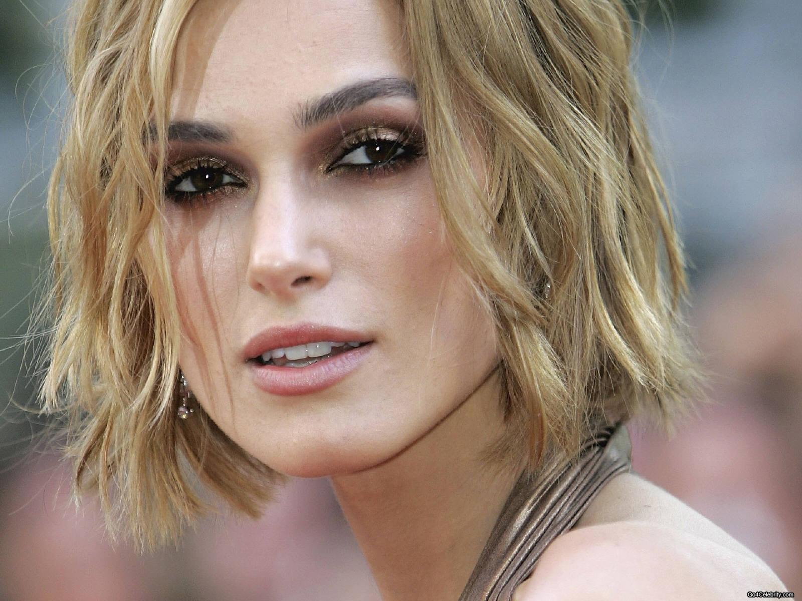 2012 Hairstyle Trends Keira Knightley Hairstyles Celebrity Hairstyles Shor