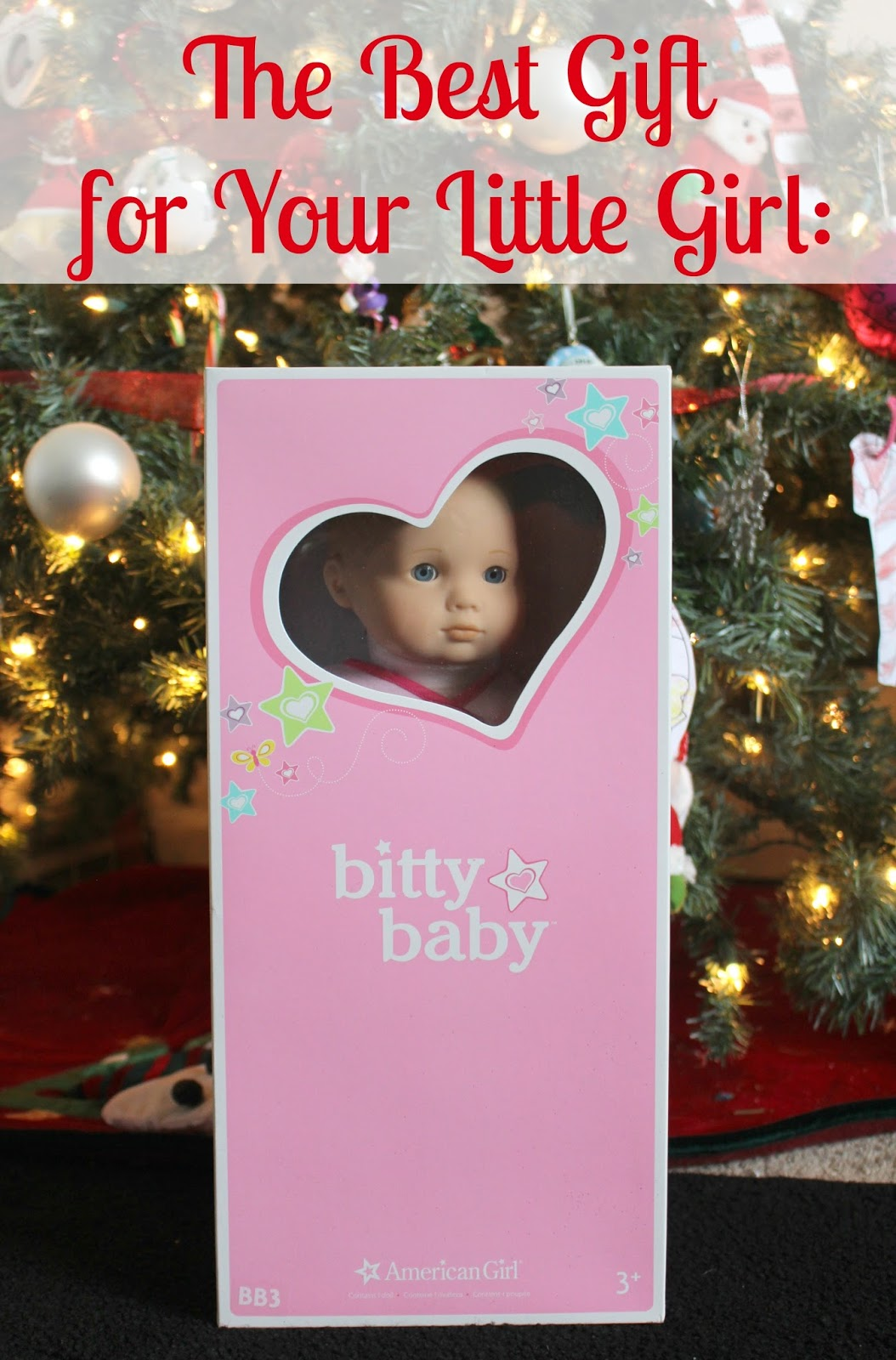 american girl bitty baby doll the best christmas gift for your little girl