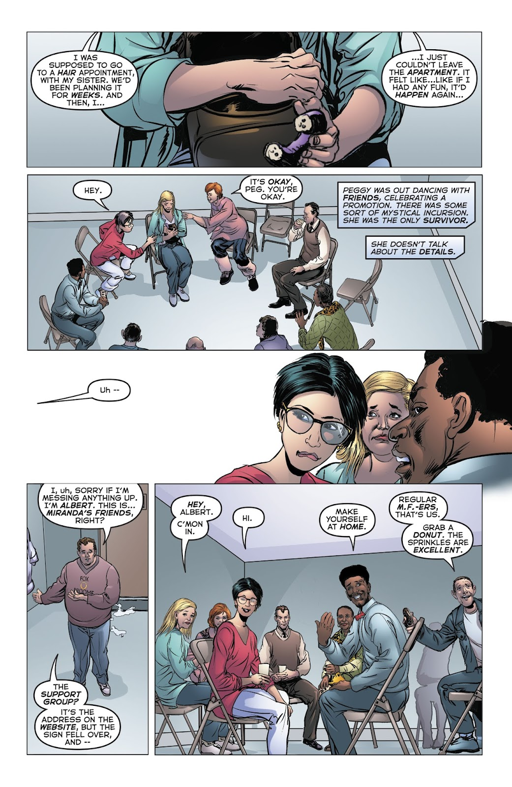Read online Astro City comic -  Issue #50 - 9
