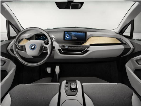 BMW Coupé Concept i3