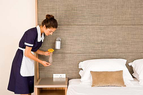 Resort Cleaning Services : Various hospitality and housekeeping services