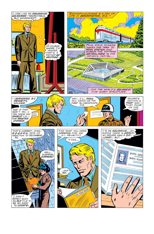 Captain America (1968) Issue #222 #136 - English 9