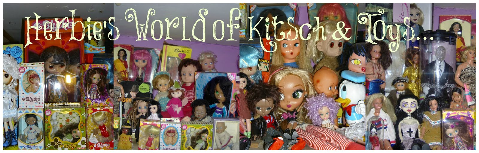Herbie's World of Kitsch & Toys