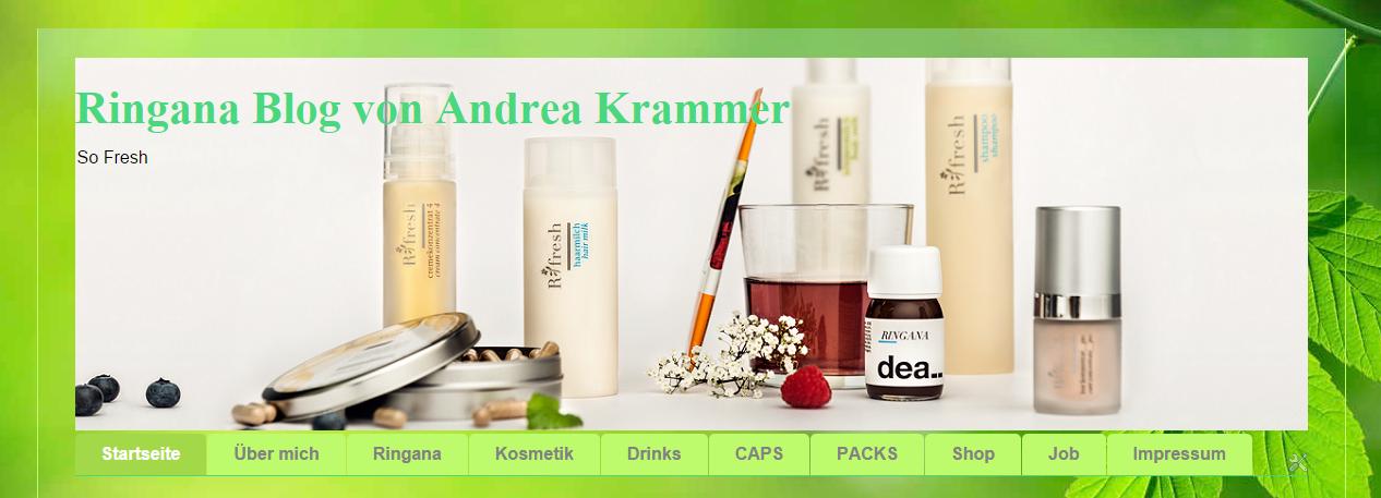 Ringana Blog von Andrea Krammer
