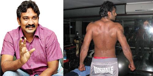 Prabhas going shirtless in rajamouli movie with six pack cinediary prabhas going shirtless in rajamouli movie with six pack thecheapjerseys Gallery