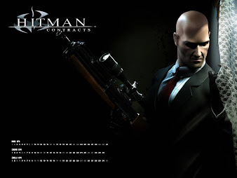 #24 Hitman Wallpaper