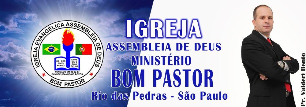 I.E.A.D. Ministério Bom Pastor - Rio das Pedras/SP