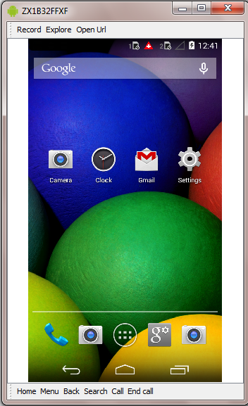 Share mirror android phone screen to pc using for Mirror your phone to pc