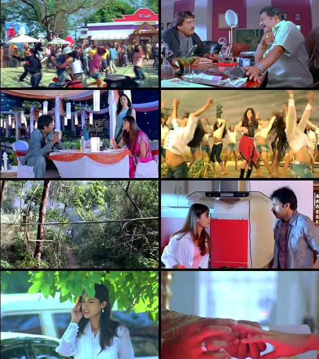 Jalsa 2008 Dual Audio Hindi 480p DVDRip