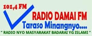 DAMAI FM 101,4 PARIAMAN