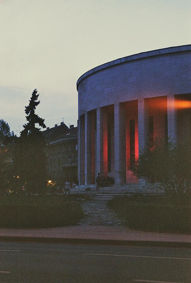 Ivan Meštrović Pavillon