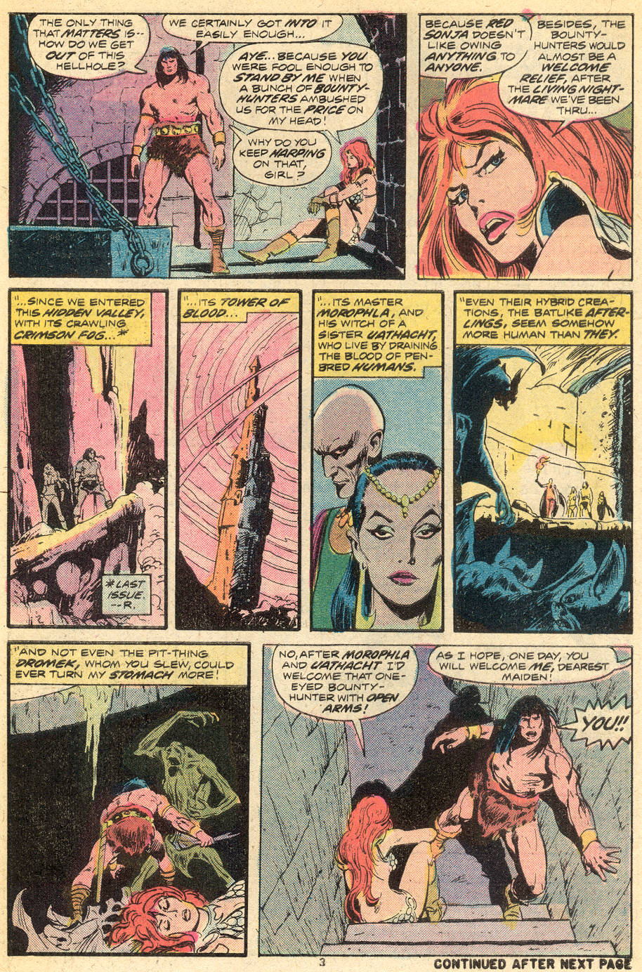 Conan the Barbarian (1970) Issue #44 #56 - English 4