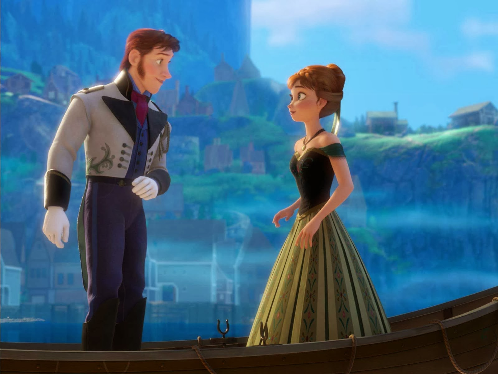 F This Movie!: Review: Frozen