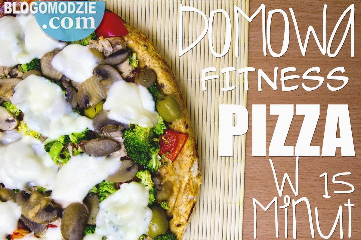 pizza przepis szybki