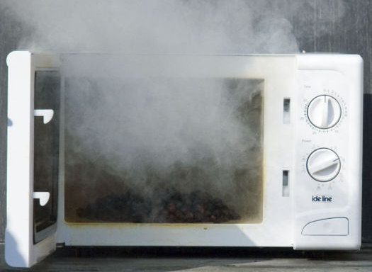 melbourne cleaning tips how to clean a burnt microwave oven