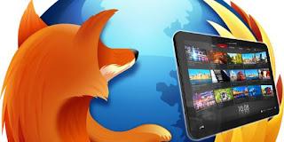 Firefox OS, Mozila Firefox