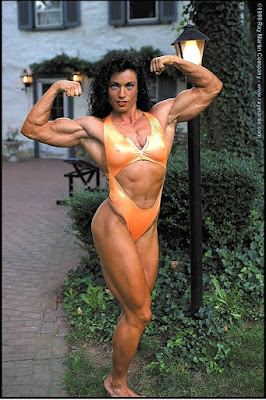 Beate Draebing Bodybuilder