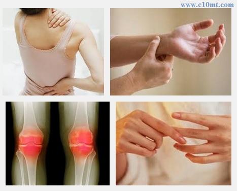 Viêm đau xương khớp là nói khớp hay xương