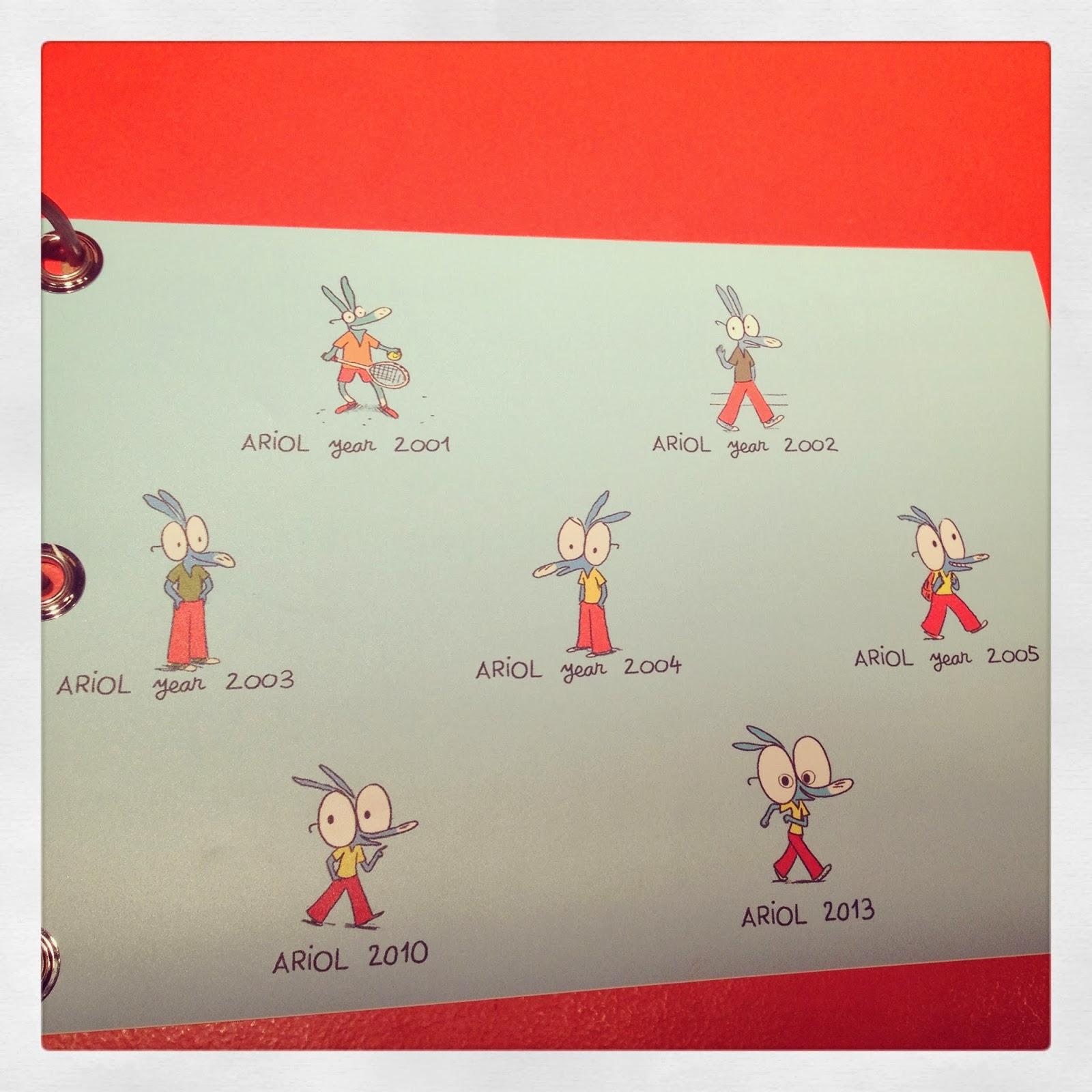 Ariol au salon du livre et de la presse jeunesse jeudi - Ariol dessin anime ...