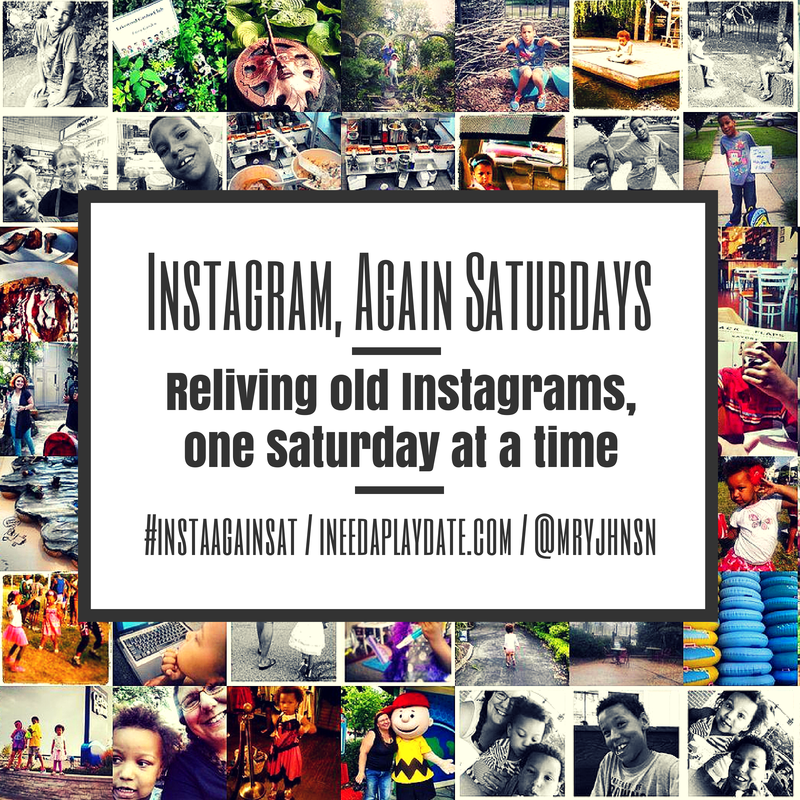 Instagram, Again Saturdays | Reliving Old Instagrams, One Saturday at a Time