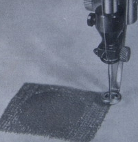 prensatelas zurcidor zurcir zurcidor maquinas de coser