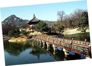 wisata korea terbaru