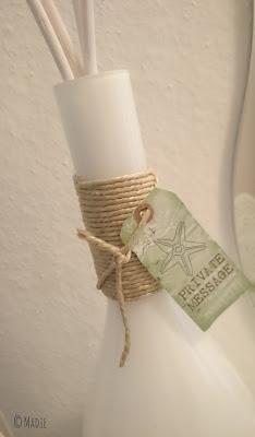 [Decoration] Urlaubsfeeling für Zuhause: Maritime Deko // Holiday feeling at home: Maritime decoration - Part III